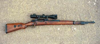 КО-98М1 из рода Mauser 98К