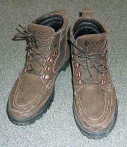 Весенняя охотничья обувь фирмы Rocky
