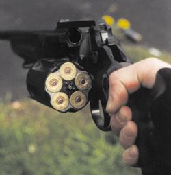 МЦ 255-20: охотничий револьвер